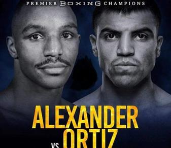 Fighting to remain relevant: Devon Alexander takes on Victor Ortiz