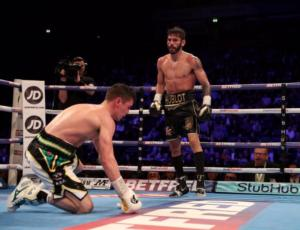 Jorge Linares Of Fourth World Title
