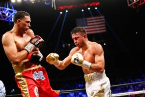 Benavidez Clearly Defeats Gavril To Retain Title