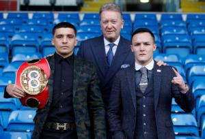 Selby And Warrington Come Face To Face In Leeds