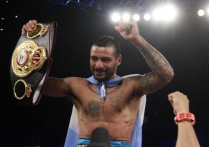Lucas Matthysse Is Ready For 'War'