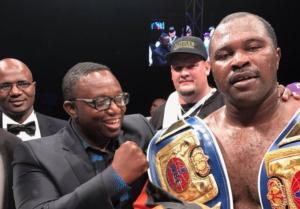Moyo Retains Title In Harare