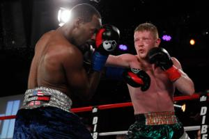 LesPierre Wins A Thriller At Broadway Boxing Event