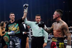 Smith Books His place Against Groves In Super Middleweight Final