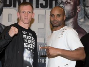 Jones: 'Im Here To Knock Cheeseman Out'