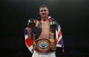 Langford Defends British Title Against Arnfield On Groves/Eubank Undercard