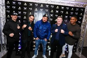 New Boxing Enterrainment Brand Launched In London