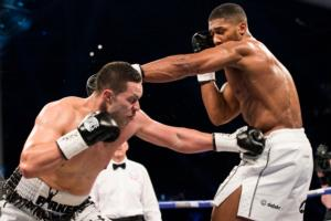 Anthony Joshua Vs Alexander Povetkin Confirmed For Sept 22