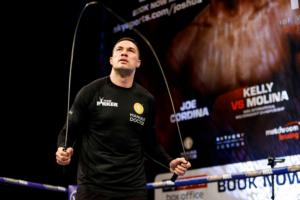 Whyte Has Weight Advantage Over Parker