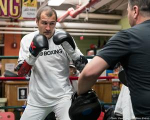 Kovalev Vs Mikhalkin: Friends Are 'Prepared To Beat The Crap Out Of Each Other'
