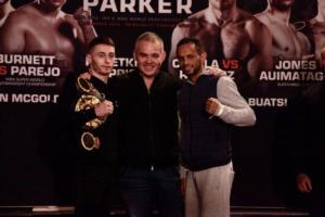 Ryan  Burnett Retains WBA Crown Against Yonfrez Parejo