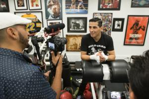 Hugo Centeno Jr Is Fully Fit And Ready For Title Challenge