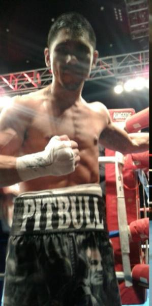 The 'Pitbull' Josh Torres Wins And Seeks Rematch With Mike Alvarado