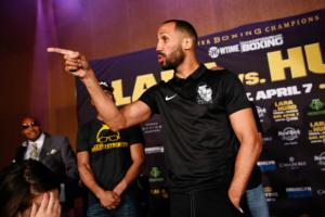 "James DeGale: ""My last performance Was Horrendous, Shocking And Embarrassing"""