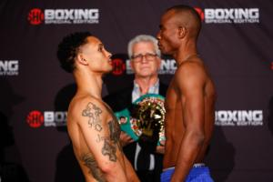 Regis Prograis  And Julius Indongo Ready To Rumble In Deadwood