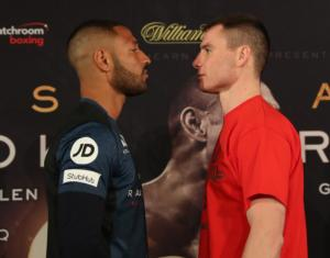 Kell Brook Is 'Loving His Boxing Again'
