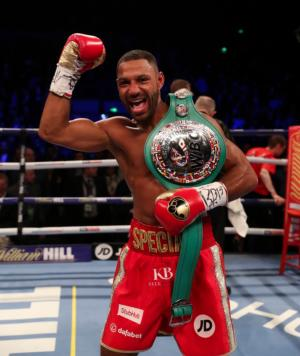 Kell Brook Has A Number Of Options At 154lbs