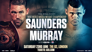Saunders Apologises For Pulling Out Of Murray Fight A Second Time