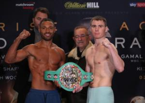 Brook Weighs In And Targets 'The Biggest Fights'