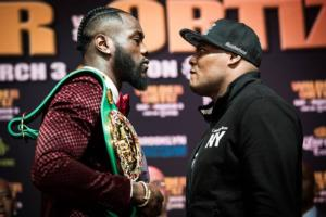 Deontay Wilder Plans To Destroy The Boogeyman