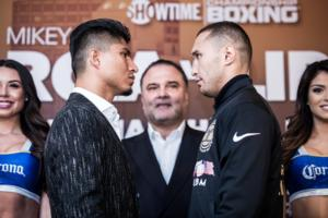 Mikey Garcia Looks Forward To Bigger Fights After Sergey Lipinets