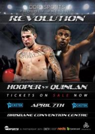 Damien Hooper vs. Renold Quinlan added to Revolution undercard