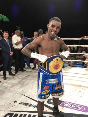 Ndongeni Crowned Champ In Pretoria