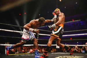 Jarrett Hurd Edges Out  Erislandy Lara In Vegas
