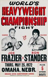 Former heavyweight contender Ron Stander: Warrior
