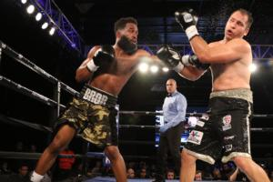 Robinson Wins Lopsided Philly Fight