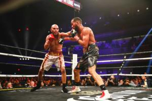 James DeGale Regains IBF Crown /Williams Decisions Gallimore