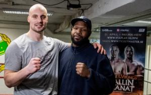 Adrian Granat's Chin Holds Up To Tough Sparring