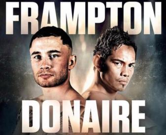 Clever Frampton outboxes Donaire to win another belt