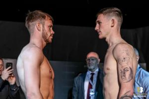 Drew Brown  vs Jimmy Cooper