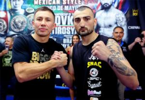 Vanes Martirosyan Talks About The Biggest Fight Of His Life