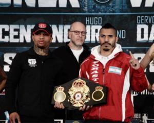 Gervonta Davis And Jesus Cuellar Keen To Impress In Brooklyn