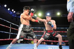Giovani Santillan Stays On Course For World Title Challenge