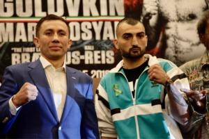 Gennady Golovkin Promises To 'Bring An Amazing Show' To Carson