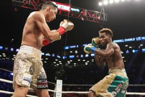 Jermall Charlo Impresses In Brooklyn,Calls Out GGG