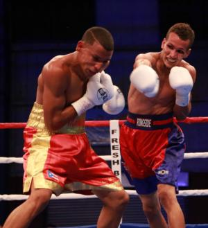 Lebron And Vicente Victorious In Title Bouts
