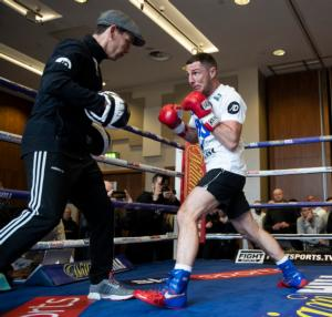 Tommy Coyle Believes Commonwealth Title Glory Is His Destiny