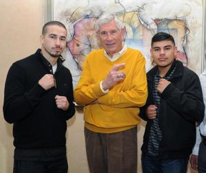 Local Fighters Feature On Salinas Undercard