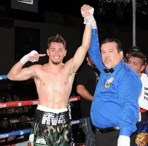 Ruben Villa Steps Up In Class,Fights For First Title