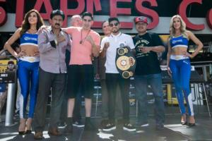 Santa Cruz Defends WBA Title In Rematch Against Mares
