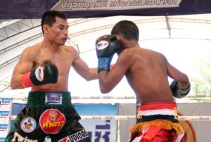 Menayothin Marches To 50-0; Surpasses Marciano