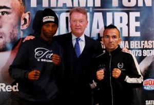 Zolani Tete Says There Should Only Be One Bantamweight Champion