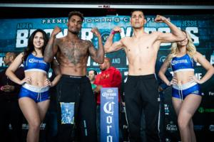 Weights And Final Quotes From Brooklyn