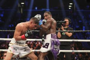 Adrien Broner And Jessie Vargas Battle To A Draw In Brooklyn