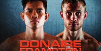 Dare to win: Frampton vs. Donaire