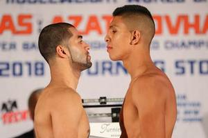 Sadam Ali Makes First Title Defence Against Jaime Munguia